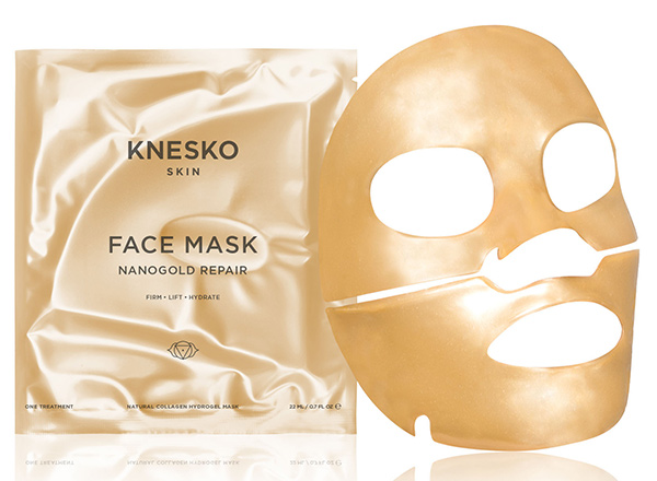 masque knesko or 24k