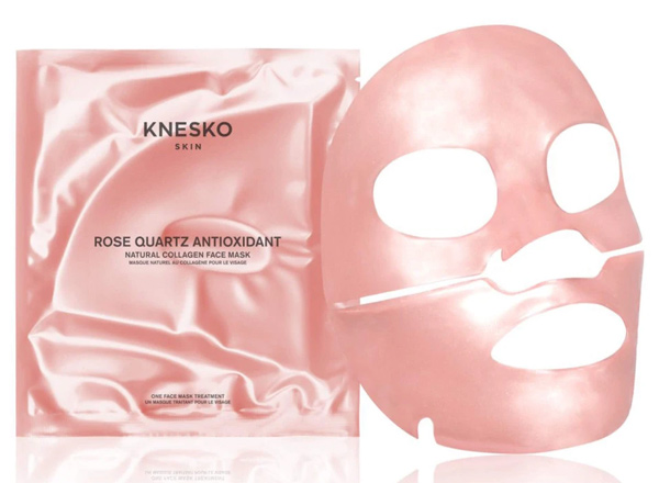 masque knesko quartz rose